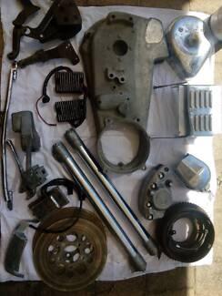 Harley Davidson Shovel Parts