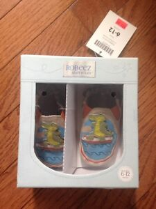 BNIB Robeez shoes, 6-12month size