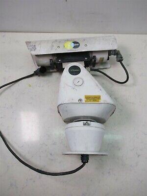 Pelco Esprit Pantilt Es3012 Cohu Iview Camera 3955-3100 Pole Security Cctv