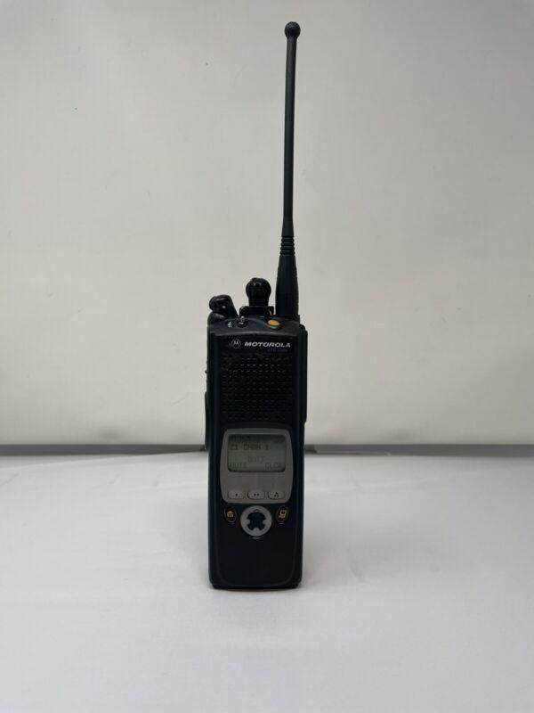 Motorola XTS5000 Model II M2 700/800 MHz H18UCF9PW6AN P25 w/ADP Crypto NICE!