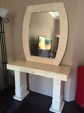 Mirror and Hall Table Parmelia Kwinana Area Preview