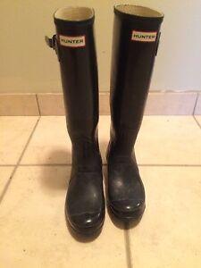 Women's Hunter Rainboots London Ontario image 2