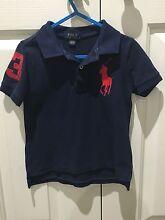 Ralph Lauren Polo Boys Shirt Terrigal Gosford Area Preview