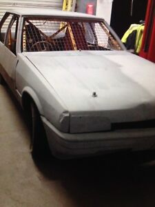 Speedway car, XF falcon street stock $1,600