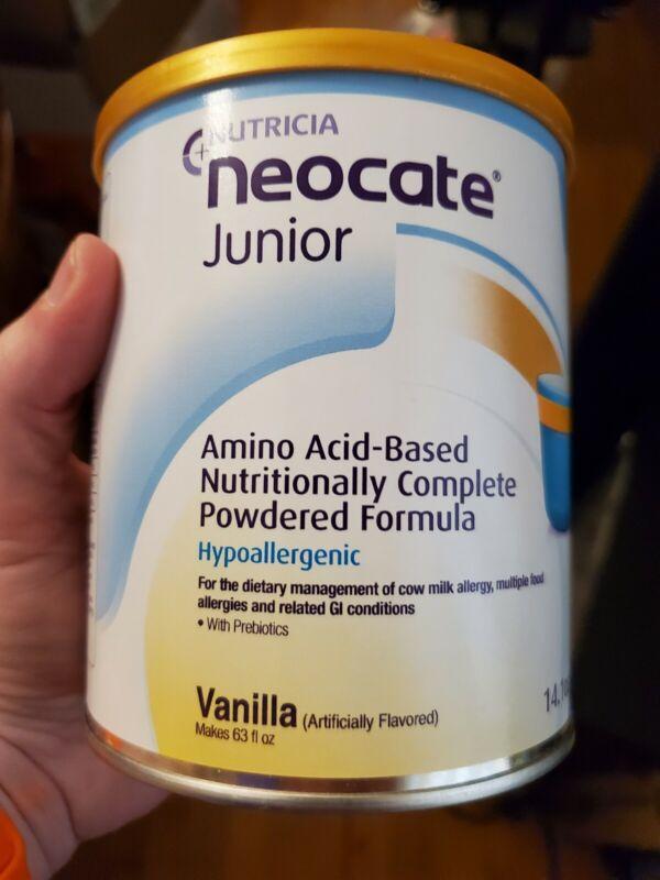 Neocate Junior Vanilla  2 Cans