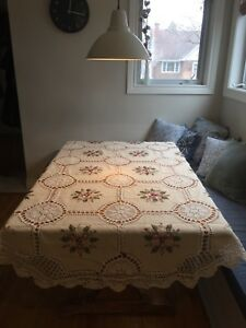 Nappe - table cloth
