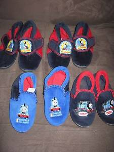 Thomas Slippers  Front Runners, Baby Gap Shoes- Sizes 8/9 From $1 Hamersley Stirling Area Preview