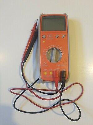 Mastech Ms8205c Auto - Ranging Digital Multimeter