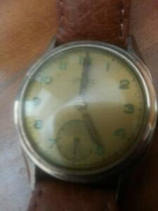 Vintage brass coronet watch works Hobart CBD Hobart City Preview