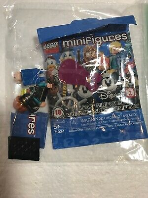Lego Disney Series 2 Minifigure Anna 71024 - Frozen New Oop WOW FS 5$ Start Bid!