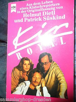 11212 KIR ROYAL Fernsehserie Heyne Taschenbuch 1987 Dietl Süskind gut Fotos