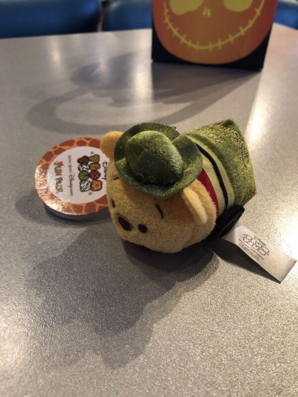 2018 HKDL Tsum Fun Fair Ranger Pooh Rare