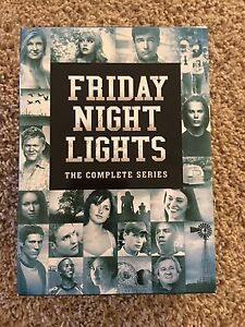 Complete series Friday night lights