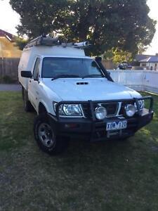 Nissan Patrol GU II DX