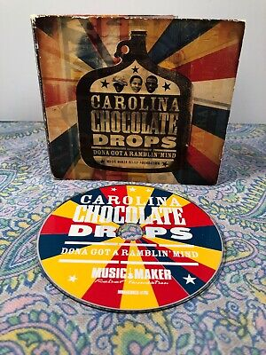 CAROLINA CHOCOLATE DROPS - DONA GOT A RAMBLIN' MIND ~