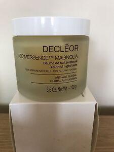 Decleor Aromessence Magnolia Excellence Balm Night Cream. Salon Size. £400!!!