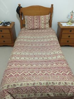 King single bed suite