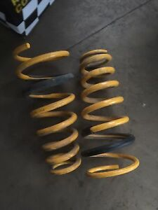 Ve rear lowered king springs sssl Muswellbrook Muswellbrook Area Preview