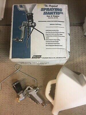 Spraying Mantis Tm Gun Hopper