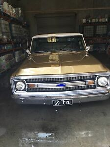 1969 Chevrolet C20 Leeming Melville Area Preview