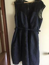 City Chic Ornate Dress - Size M Northam Region Preview