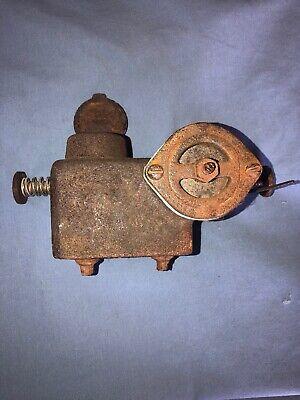 Hercules Economy Jk Gas Engine Carburetor 2 Hp Vintage Antique Hit Miss Mixer