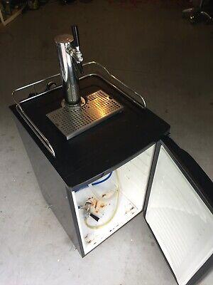 Kegco K199ss Kegerator 1 Faucet Stainless Steel