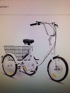 "Wanted - 20"" Tricycle Adults Ballina Ballina Area Preview"