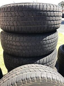 255/70/16 tyres free Welshpool Canning Area Preview