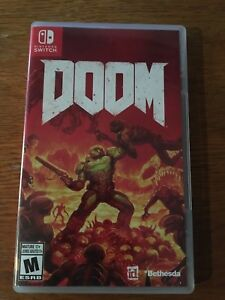 Doom for Nintendo switch 70$