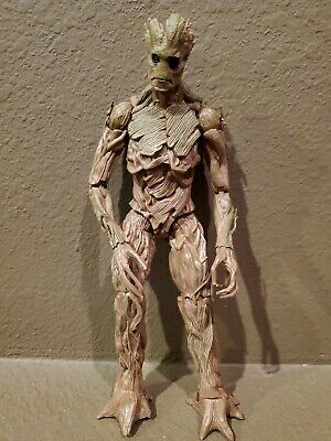 Marvel Legends GROOT Build a Figure BAF 2014 Hasbro Guardians of the Galaxy GotG