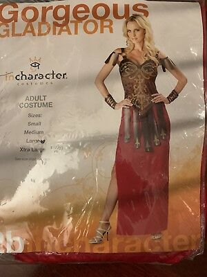 Gorgeous Gladiator 2b Women Costume by InCharacter Costumes