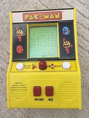 PAC MAN Portable Arcade Game Handheld