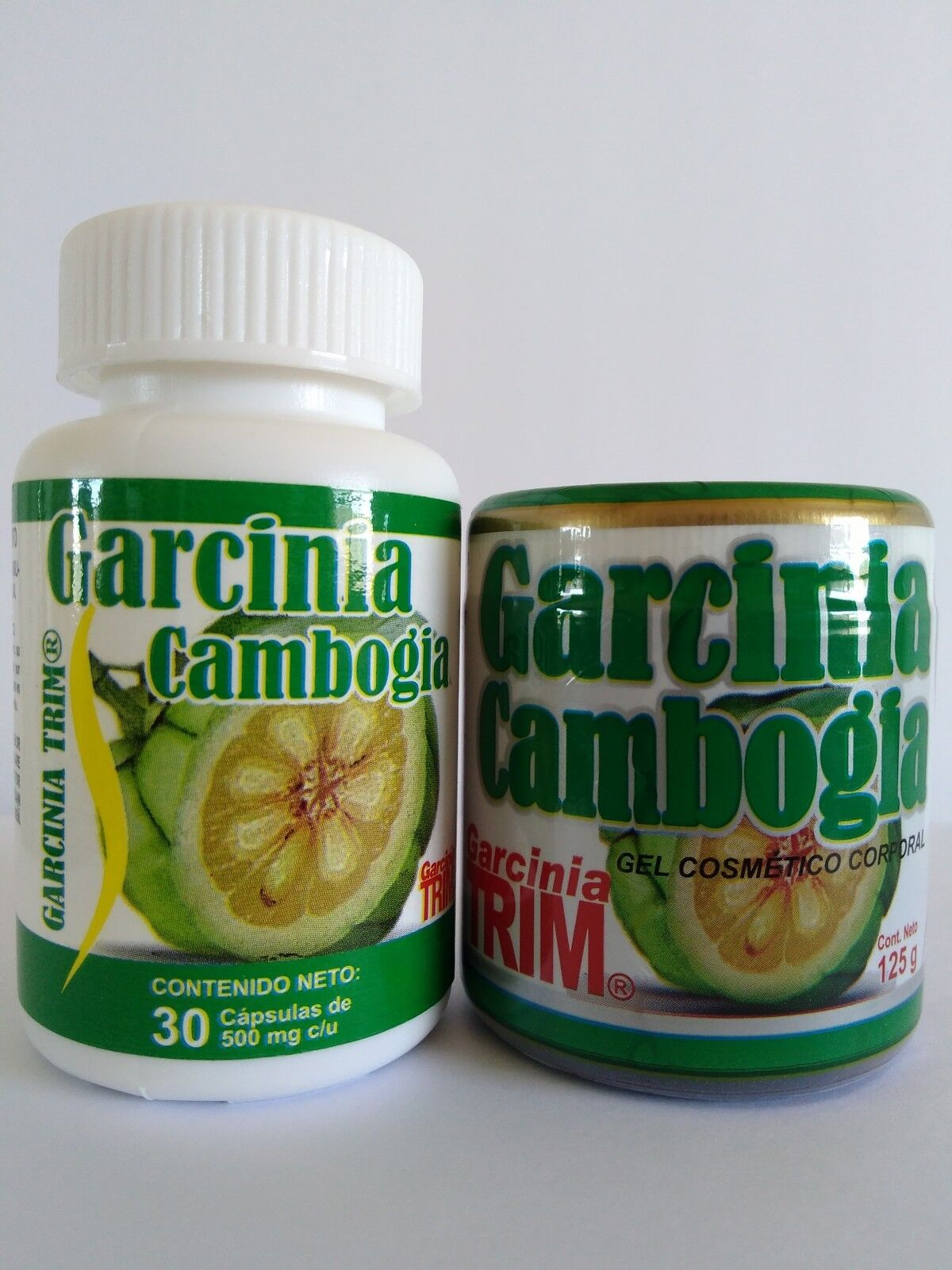 1X - Garcinia Cambogia Slimming Gel { Garcinia TRIM } 125 gr