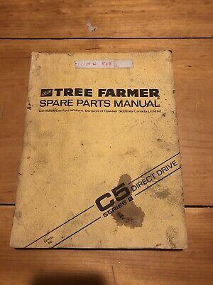 Tree Farmer Skidder Manual