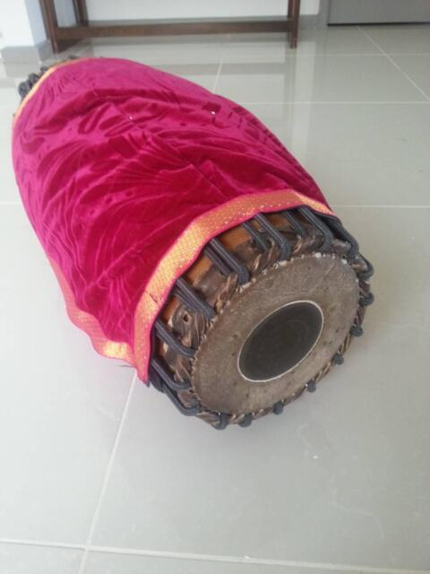 Brand new Mridangam from Tanjore for sale   Percussion & Drums