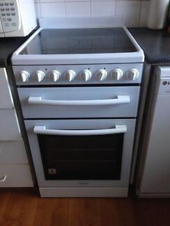 Euromaid electric oven + ceramic cooktop