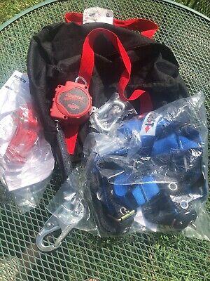 3m Protecta 2199849 Self Retracting Lanyard Fall Harness Kit 3100425 5900578