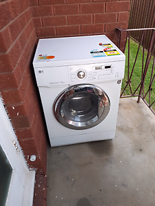Lg washer and dryer Roselands Canterbury Area Preview