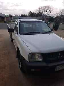 Mitsubishi triton mk single cab 2005 Mildura Centre Mildura City Preview