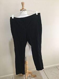 Size 14 Portmans black pants Mount Louisa Townsville City Preview