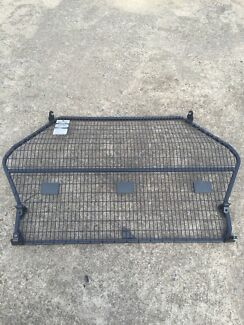 Ford Falcon ED-EF cargo barrier Fisher Weston Creek Preview
