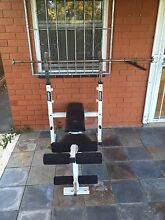 Weight bench for sale (barbell included) Sylvania Sutherland Area Preview