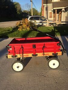 Wagon with pads EUC!!!