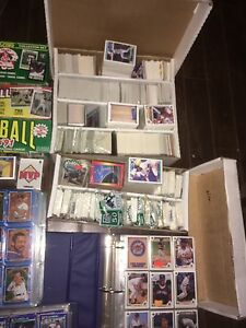 Selling a collection of over 10,000 old baseball cards St. John's Newfoundland image 3