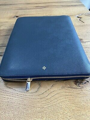 Patek Philippe Leather Notepad / Writing Pad / Writing Cover / Organiser