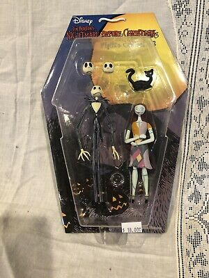 Disney Tim Burton's Nightmare Before Christmas Figure Collection Sega Japan New!