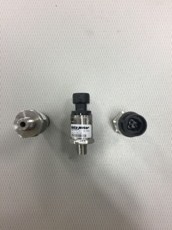 Autometer Pressure Sensor 0/15 psig