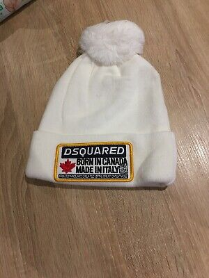 D Squared 2 Icon Beanie Hat Xmas Gift D Squared Hat