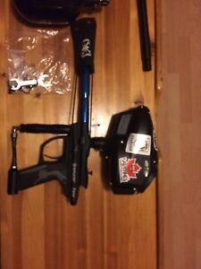Spyder Felix speedball gun